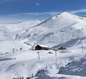 Mini Week en Valle Nevado