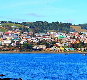 Tour to Chiloé, Castro Ancud y Dalcahue