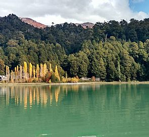 Todos los Santos lake, Saltos Petrohué & Peulla Tour