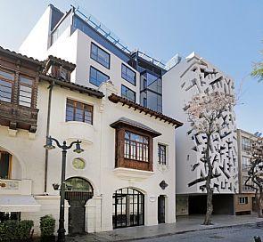 Hotel Cumbres Lastarrias