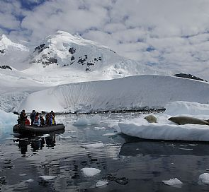 Express Program to visit Antarctica