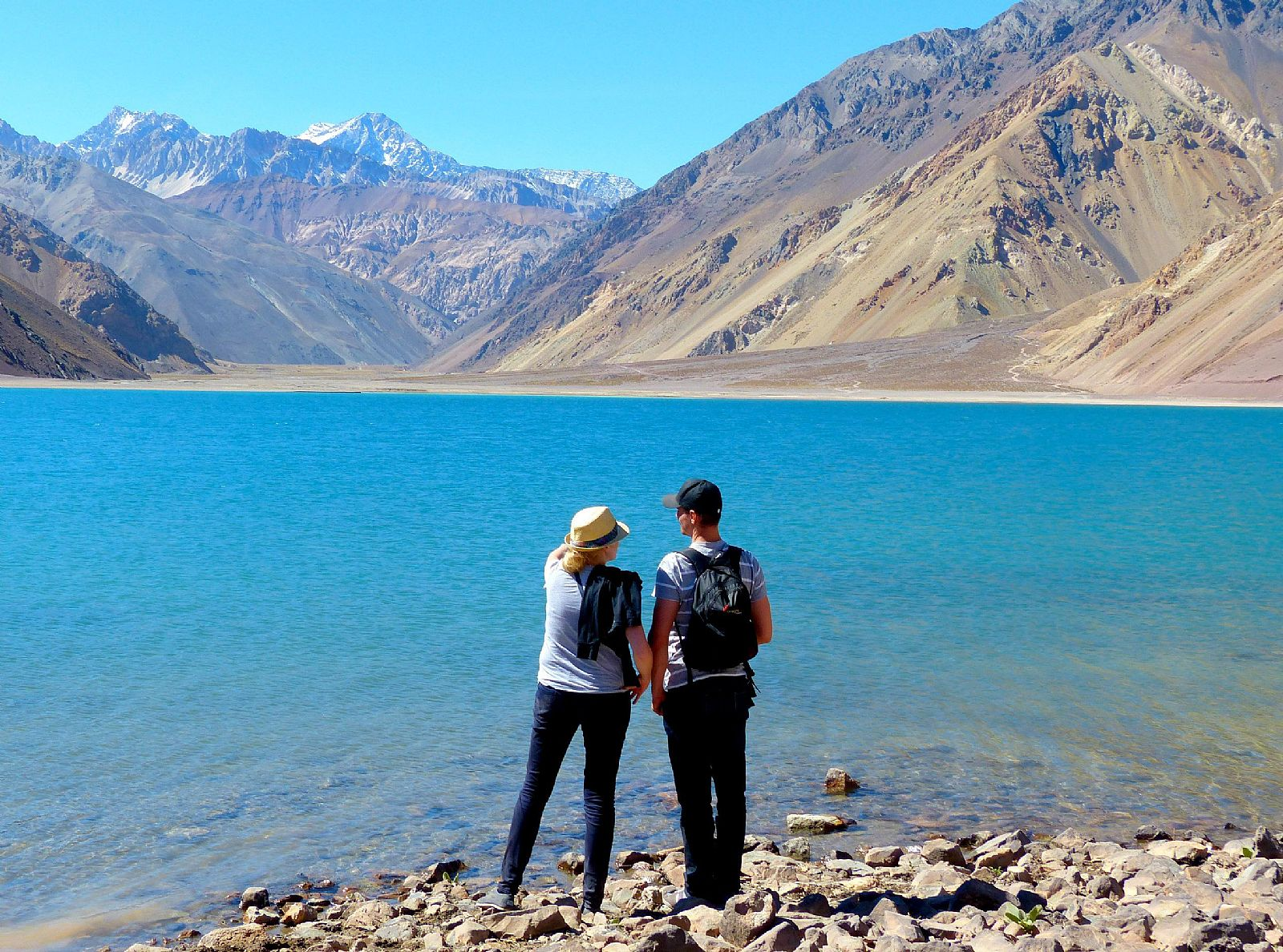 Embalse del yeso fotos 17