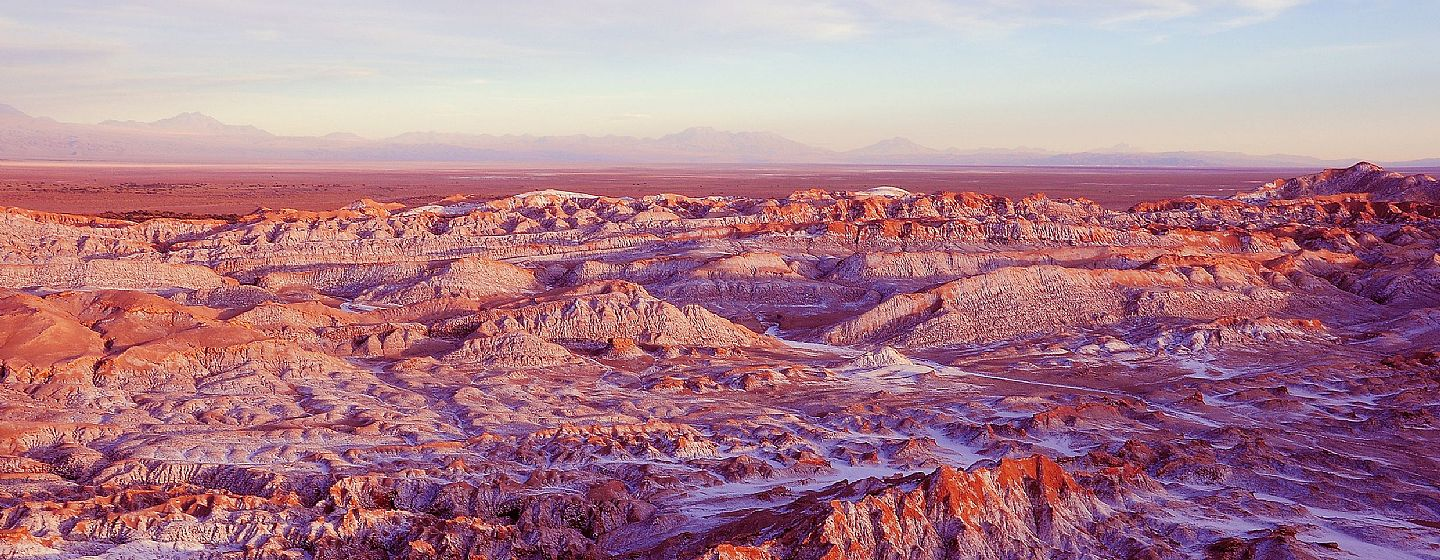 Valley Of The Moon In San Pedro De Atacama Tours