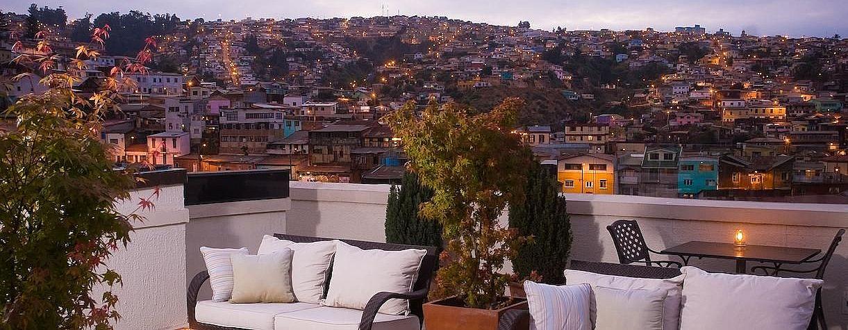Hoteles boutique perfectos para un rom ntico fin de semana en valpara so - Un fin de semana romantico ...