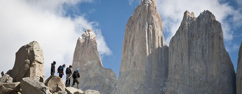 Circuito W Torres Del Paine Mapa : Mi experiencia en el circuito w torresdelpaine