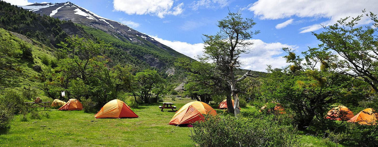 Circuito W Torres Del Paine Camping : Torres del paine circuit w express days
