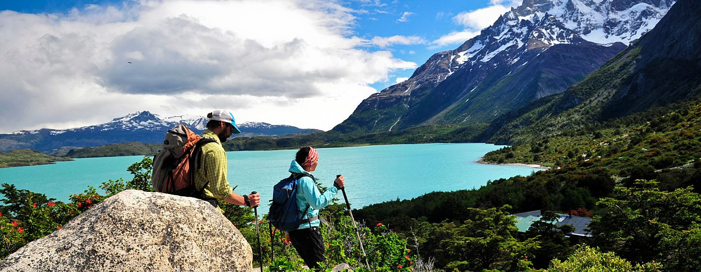 Circuito W Torres Del Paine : Circuito w parque nacional torres del paine patagonia