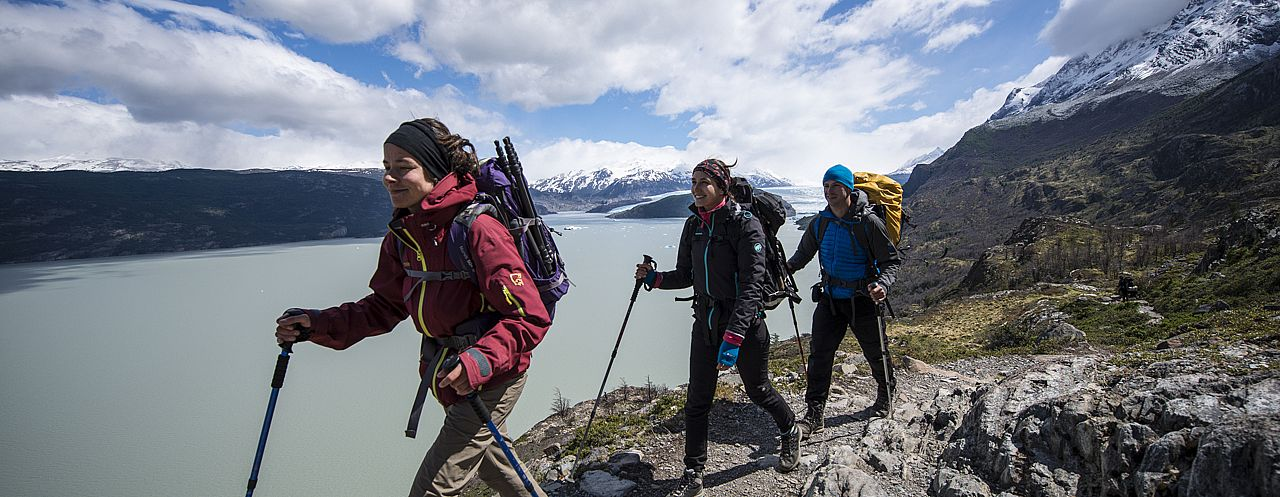 Circuito W Torres Del Paine Camping : Torres del paine tours and excursions circuito w patagonia