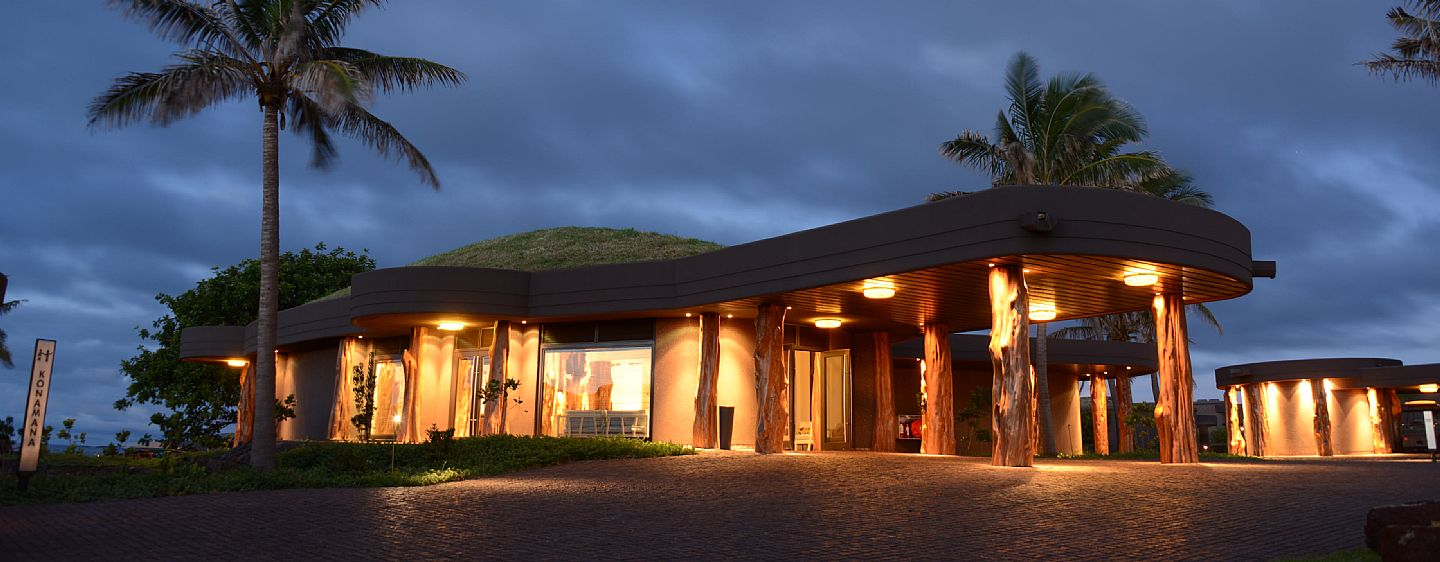 Hanga Roa Eco Village Spa