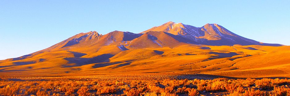 Travel package to visit the best of Chile