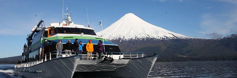 Cruce Andino: Puerto Varas - Bariloche