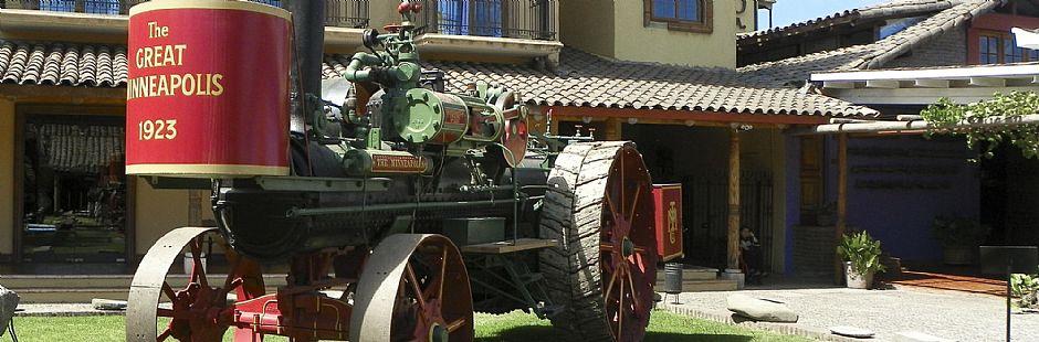 Visita a Museo de Colchagua