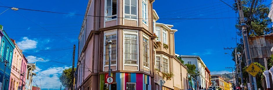 Valparaiso Tour - history and architecture