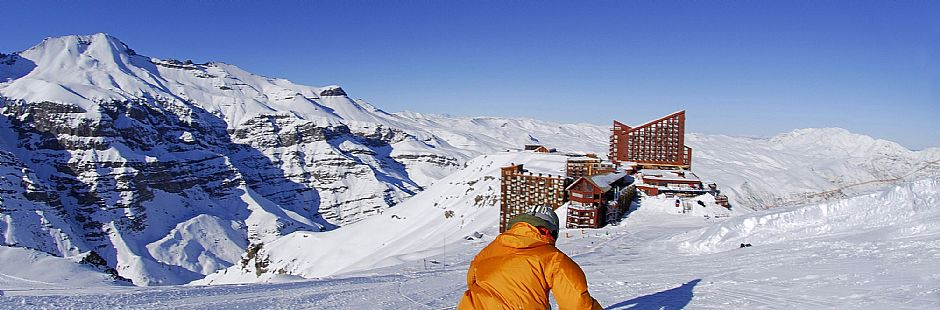 Ski day in Valle Nevado + Classes directed with transfers