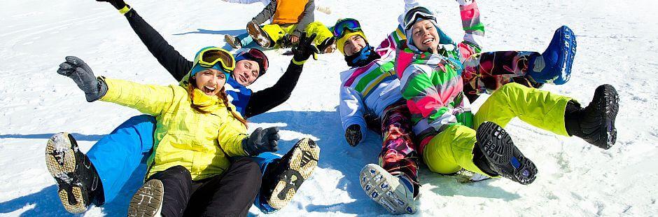 Ski day con clases de Iniciación La Parva