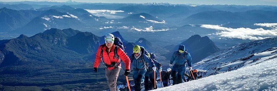 Tour Villarrica Volcano in Pucón
