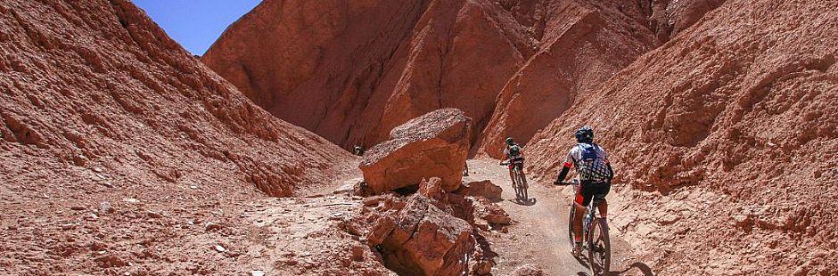 Mountain Bike a la Garganta del Diablo