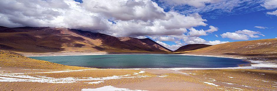 Tour Piedras Rojas, lagunas Altiplánicas y Salar de Atacama