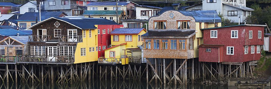 The best of Puerto Varas and Chiloé - Full - 5 days / 4 nights