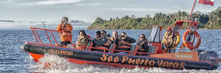 Sailing Tour in Puerto Varas