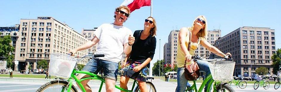 Bicicleta por Santiago