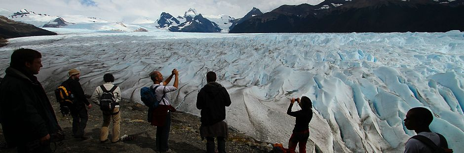 Ice walk on Perito Moreno Glacier