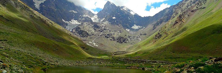 Excursión glaciar El Morado en Cajón del Maipo