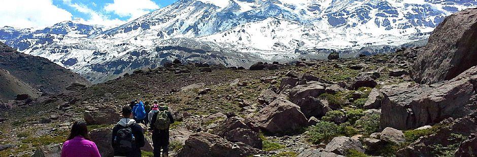 Caminata a Volcán San jose de Maipo