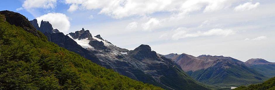 Circuito de trekking en Cerro Castillo