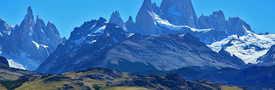 Fitz Roy hiking and Los Tres lagoon