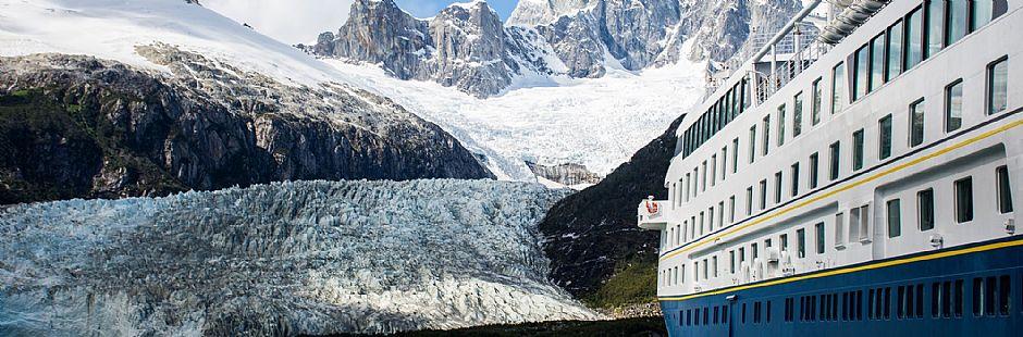 Crucero Australis por La Ruta de Darwin I Tierra del Fuego