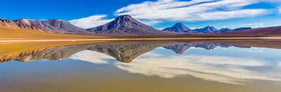 Trekking volcán Sairecabur -San Pedro de Atacama