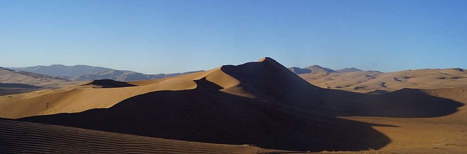 Excursion Dakar Route and Dunes of Atacama