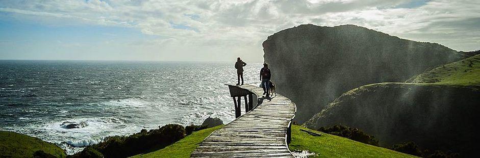 Excursion to Las Almas pier
