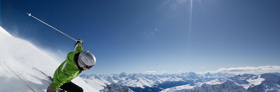 Ski day Avanzado en La Parva