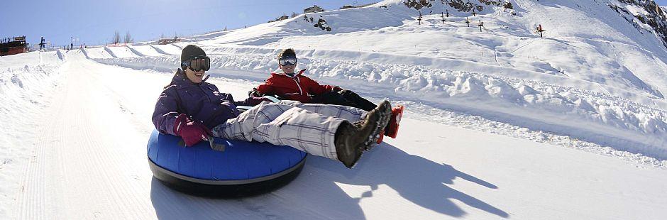Visita al Parque de Nieve Farellones