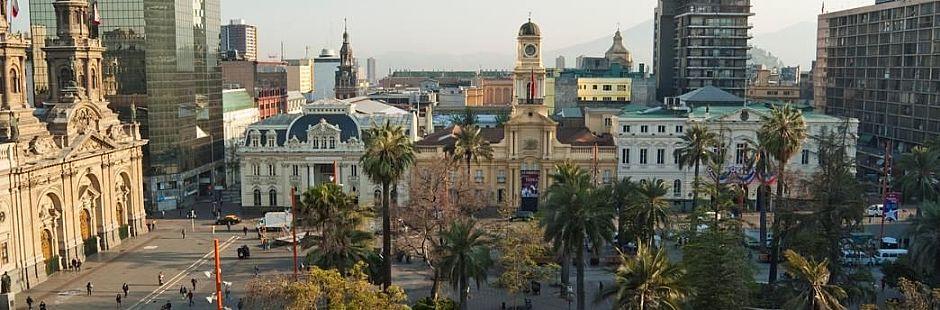 Walking tour por Santiago: enigmas, fuego y pasión