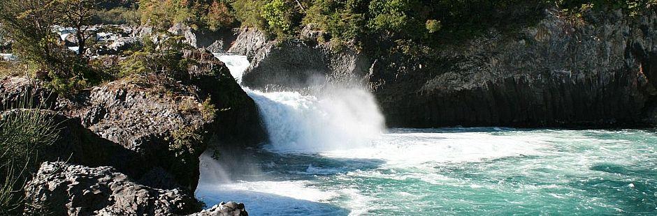Tour through Petrohué