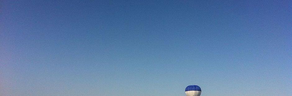 Vuelo en globo aerostático por los alrededores de Santiago