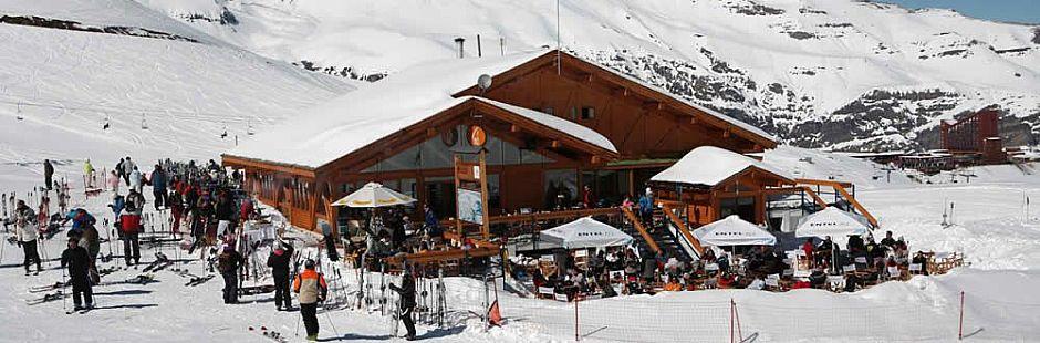 Tour por Farellones y Valle Nevado