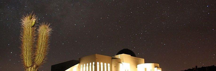 Tour al Observatorio Collowara