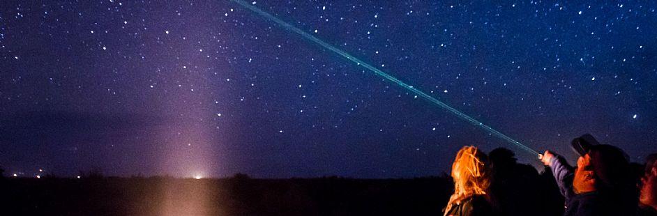 Safari astronómico de luna llena en el Valle de la Muerte