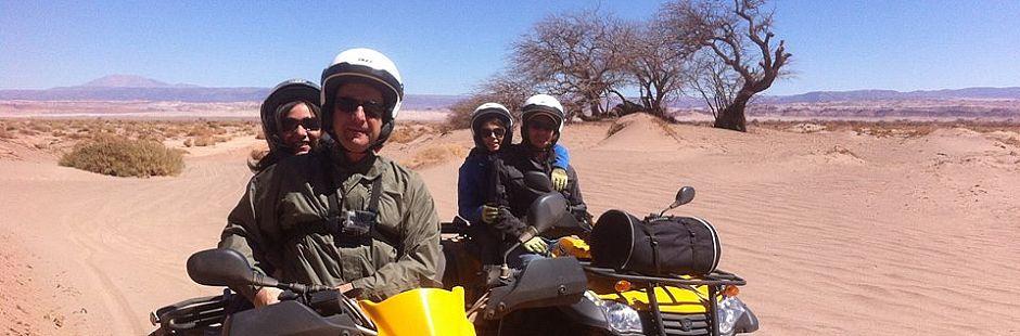 Aventura en Quad por Atacama