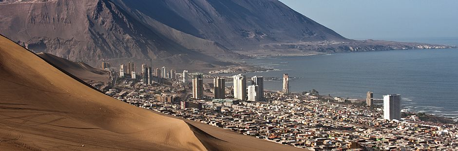 City Tour Iquique y Shopping en Mall Zofri