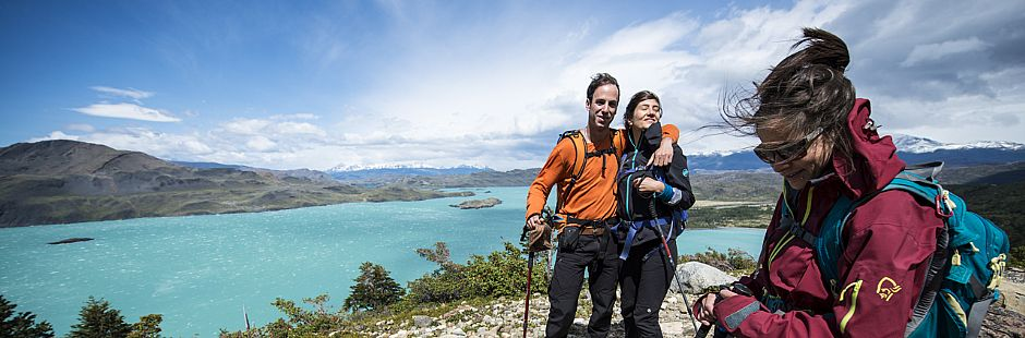 Trekking Torres del Paine - W Circuit Camping