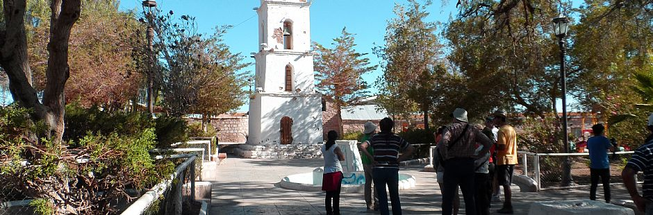 Tour Salar de Atacama and Toconao