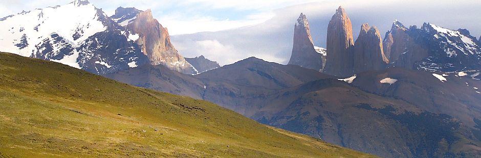 Excursión de día completo al Parque Nacional Torres del Paine