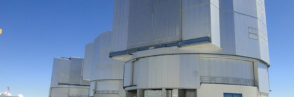 Astronomical Tour in Paranal Observatory