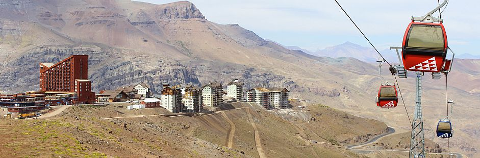 Tour Farellones y Valle Nevado