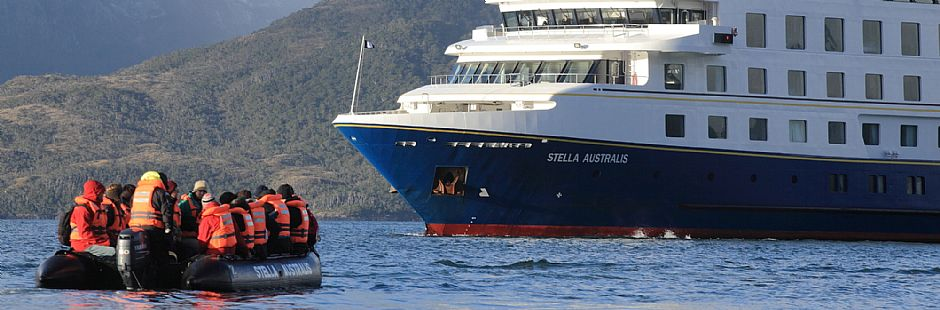 Crucero Stella Australis por Tierra del Fuego